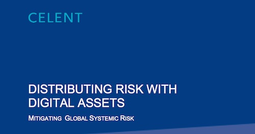 Celent Distibuting Risk Report